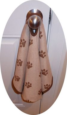 Luv & amp; Emma`s Dry Pets Towel for Dogs Review
