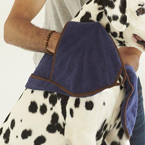 Toalla de bolsillo original Territorio para perros
