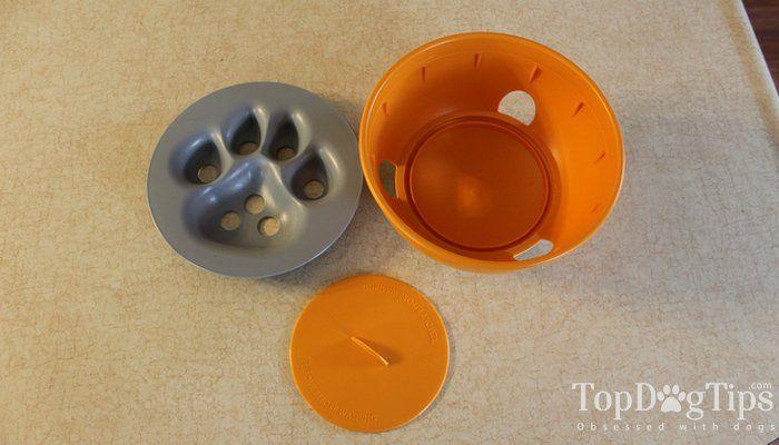 PAW5 Puzzle alimentador para los perros de la opinión