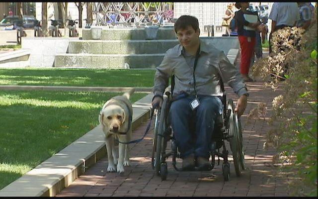 DueГ±o del perro Servicio Considera Petco y estГ©tica ГЃrea PolГtica discrimina a las personas con discapacidad
