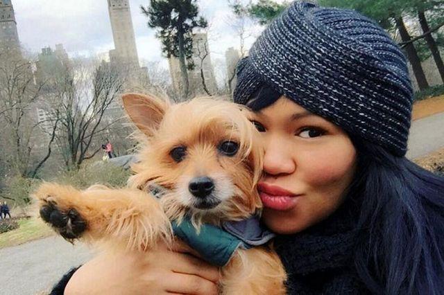 Uber conductor se niega pasajero con perro de servicio antes de atacar, herir al perro