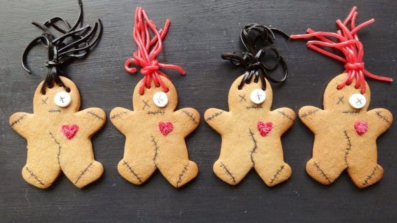 galletas de Voo-Doo