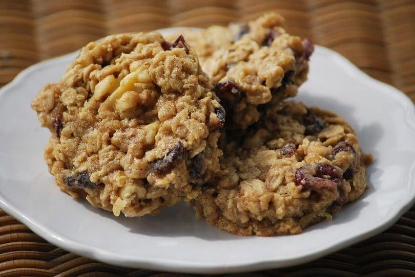 Las cookies veganos