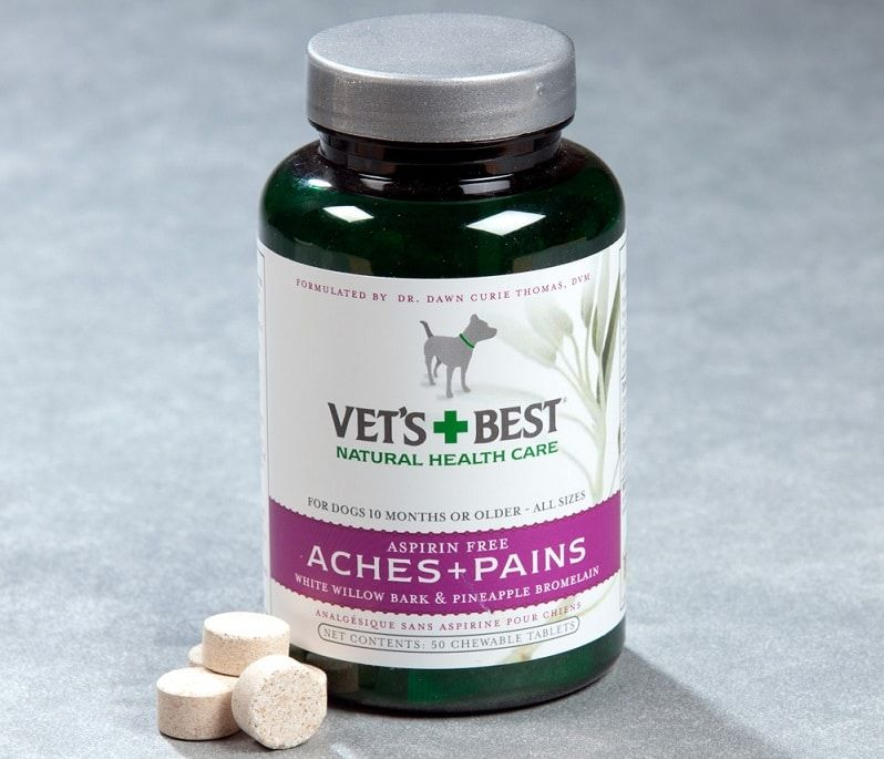 Veterinario`s Best Aspirin Free Aches & Pains Formula Chewable Tablets