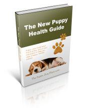 perrito nuevo libro guía de la salud