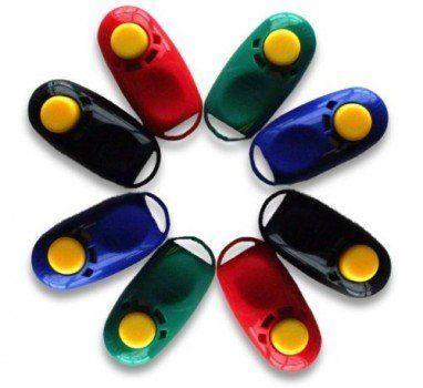 Pack surtido de 8 colores diferentes mandos dispuestos en una estrella